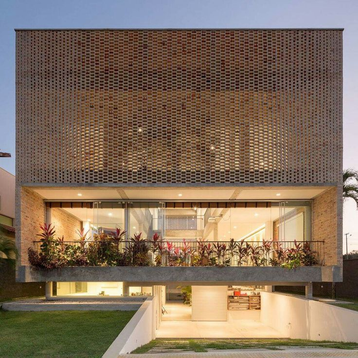 83 best Fachadas images on Pinterest Architecture, Facades and Walls - bambus mobel design siam kollektion sicis bilder