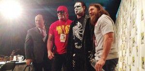 Photos Of Sting, Daniel Bryan, Hulk Hogan & Paul Heyman