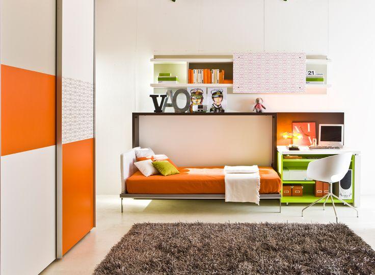 Poppi Sd Twin Size Wall Bed Tiny House Storage Ideas