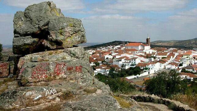 Encinasola # Huelva
