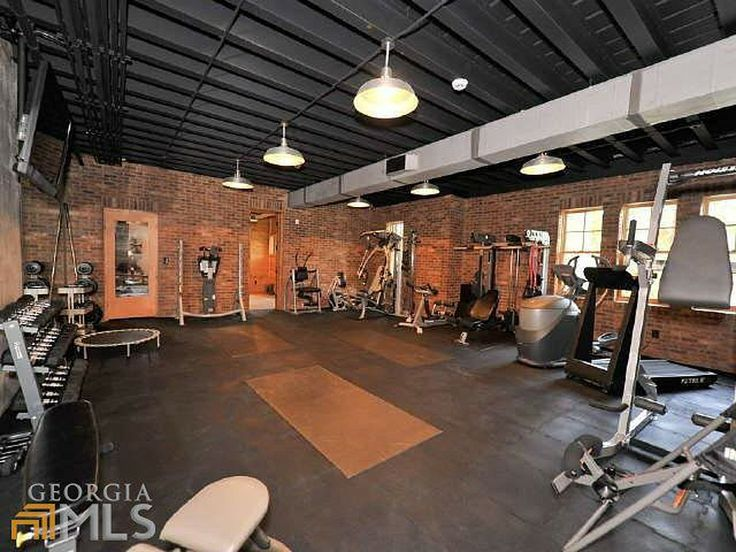 Best home gym images on pinterest room exercise