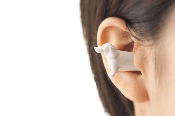 Aproveite O Silêncio Com Estes Protetores De Ouvido Em Formato De Cão