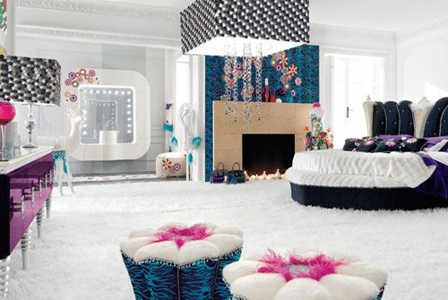 Cool bedrooms for teens