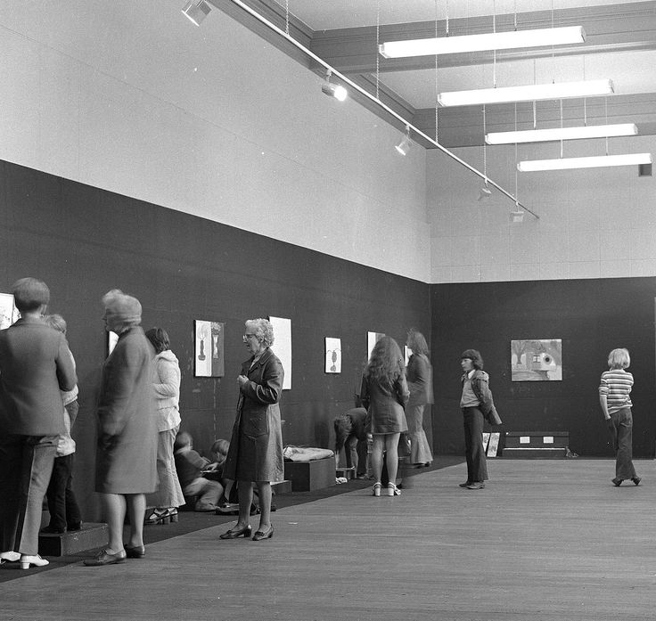 The Blackie, 'Towards a Common Language' exhibition, 22-28 October 1973