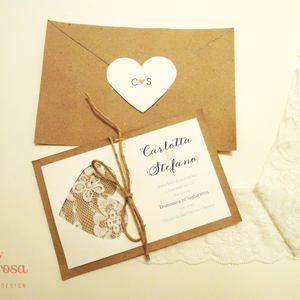 Partecipazioni Budrio (BO) - Peperosa Wedding Design