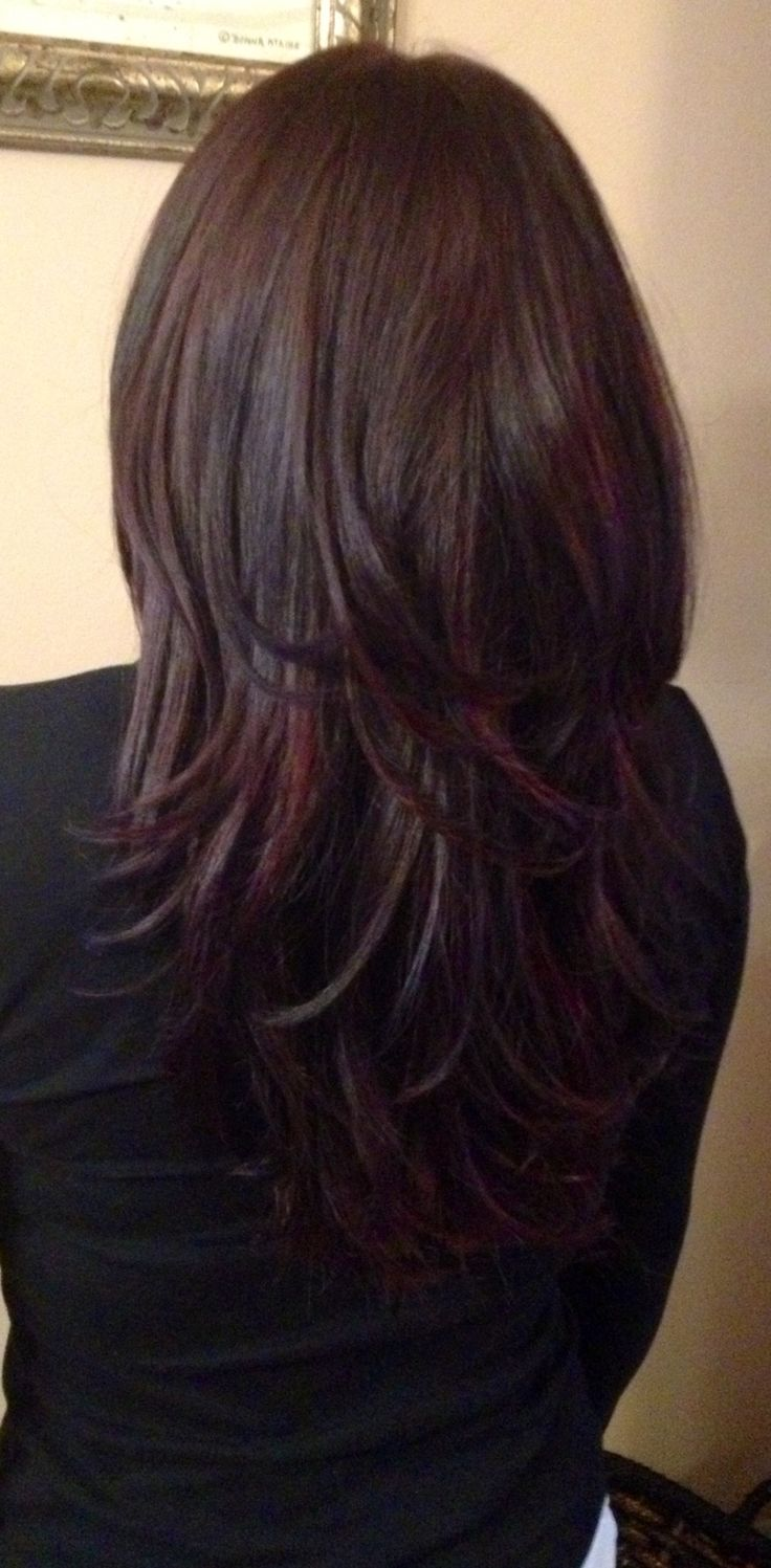 25 Best Ideas About Cherry Coke Hair On Pinterest Dark