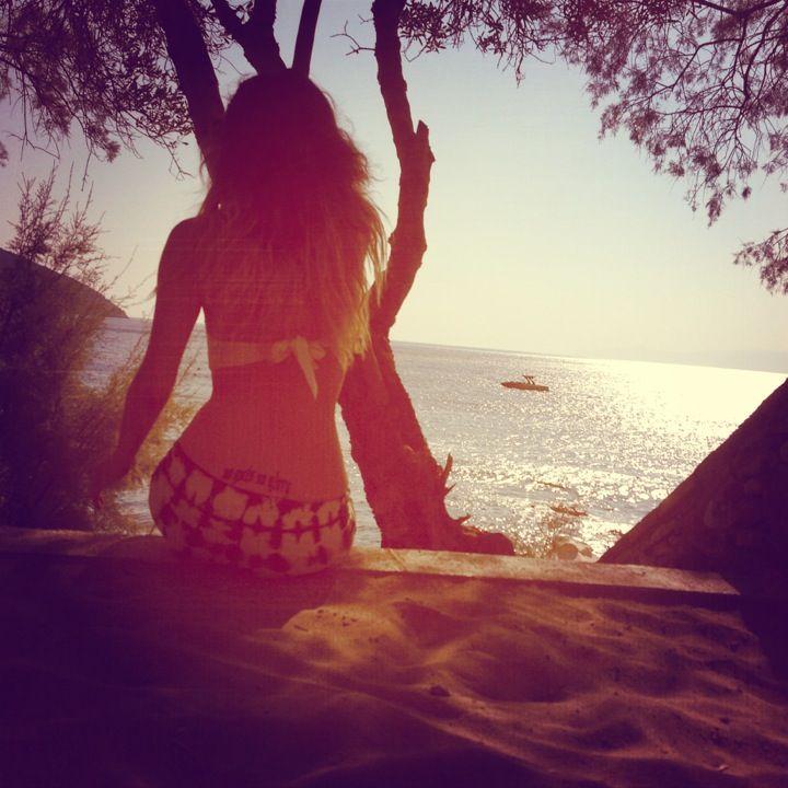Memories on Candia Village Beach #summer #holidays