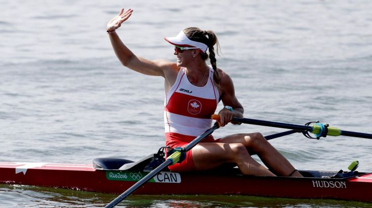Zeeman moves on despite rough waters in Olympic rowing debut in Rio