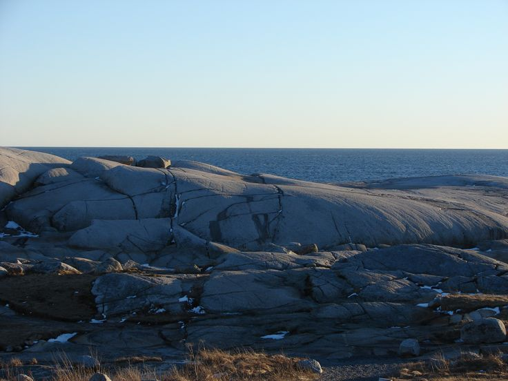 Rocks at Peggy's Cove.