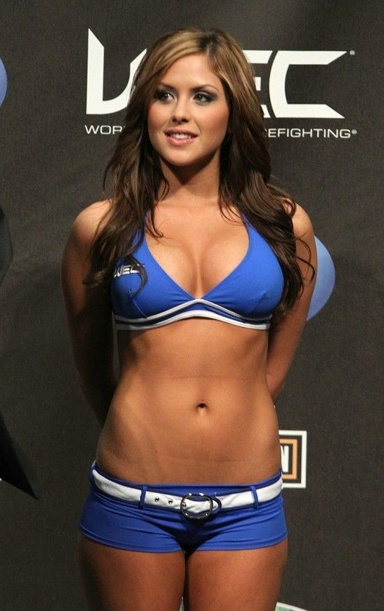 Brittney Palmer - UFC Octagon Girl