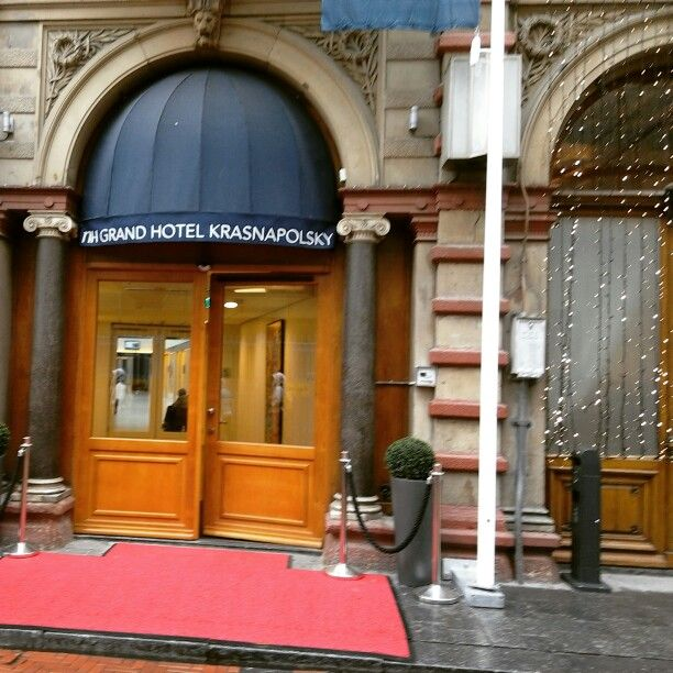 Grand Hotel Krasnopolsky :) Amsterdam