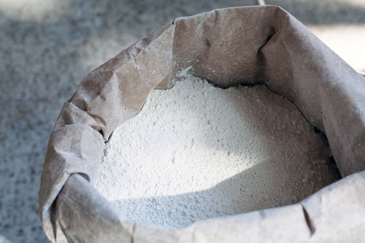 How to Make Homemade Plaster of Paris for Molds....needed to fix an urn for Christmas.