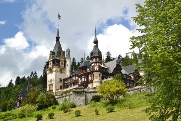 Peleș Castle, Sinaia, Romania — by Earthseeing. Most people visit Bran Castle, but I chose the less touristy Peleș Castle instead. It is located in the small town of...