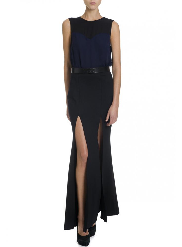 Ellery Soloman double split skirt