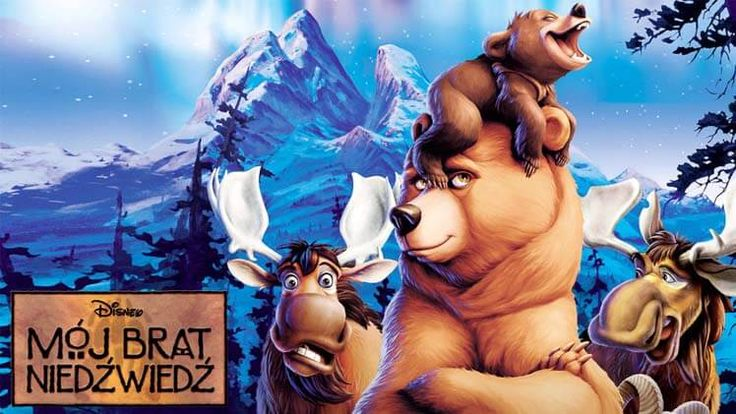 Moj brat niedźwiedź Dubbing PL – HD 720p