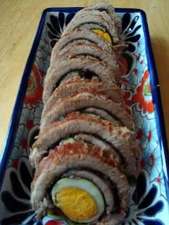 Un platillo típico de la cocina chilena