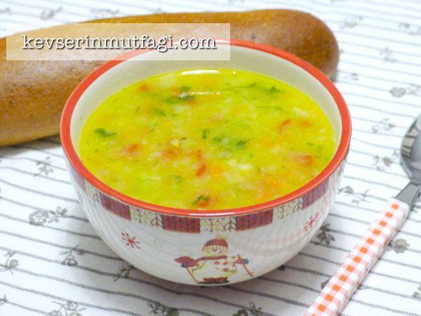 Sebze Çorbası Tarifi Nasıl Yapılır? Kevserin Mutfağından Resimli Sebze Çorbası tarifinin püf noktaları, ayrıntılı anlatımı, en kolay ve pratik yapılışı.