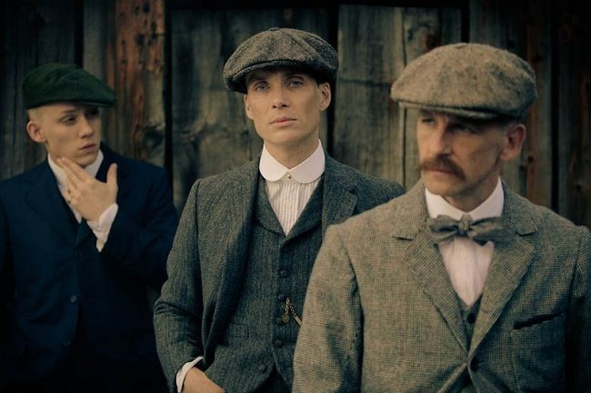 Peaky Blinders Style Shelby brothers