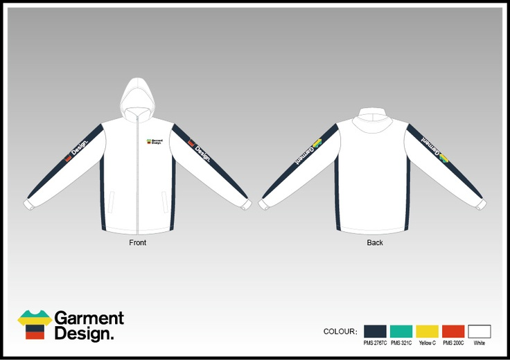 GD tracksuit top