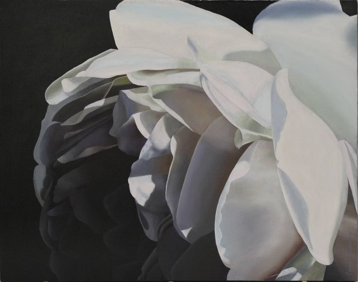 Painting by Lynley Brownridge