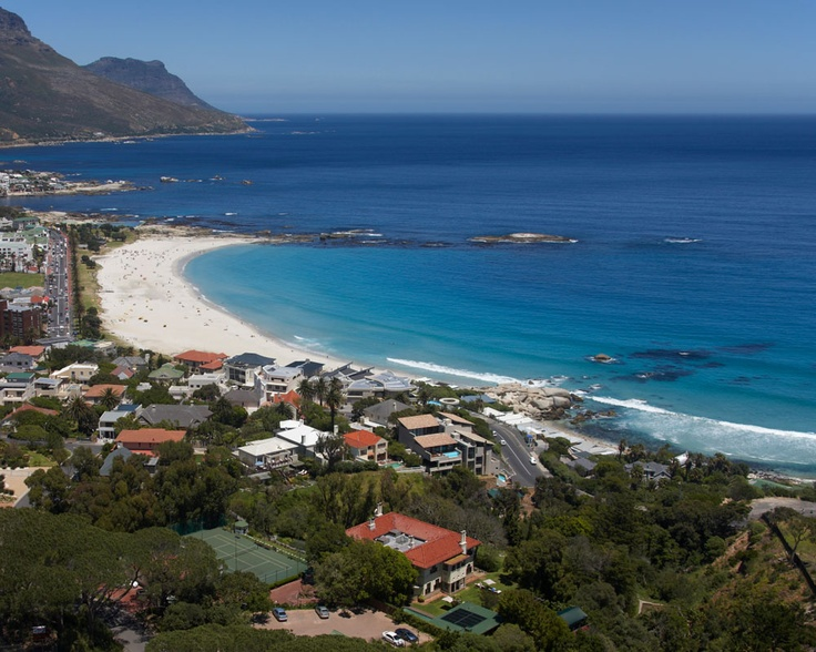Camps Bay - Cape Town, South Africa - http://www.hotel.co.za/place/Camps-Bay.html  #campsbay #travel