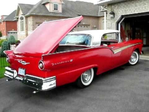 Ford Fairlane (1957–1959) U.S.
