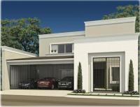Hermosa casa con 505 m2 de construcciín, 516 de terreno, elegante fachada estilo Clásico presentada en 15 metros de frente.