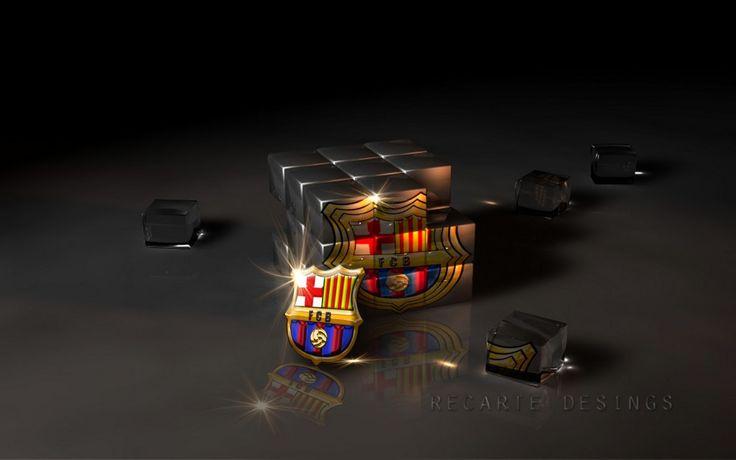 Barcelona Logo HD Wallpapers