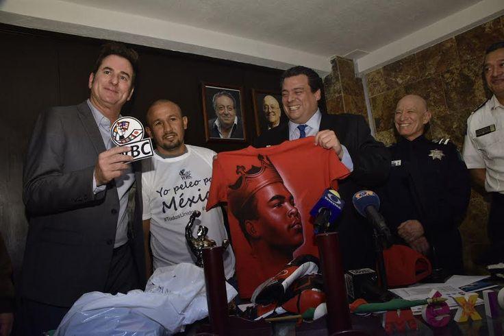 En su visita a la tradicional reunión de Martes de Café del Consejo Mundial de Boxeo en la capital del país, el púgil sonorense Orlando Salido, reveló...