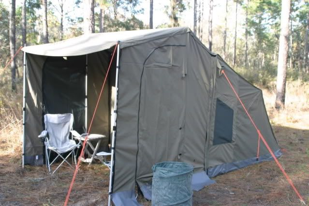 Outlander Trailer Sherpa II project...Dial-up beware! - Expedition Portal