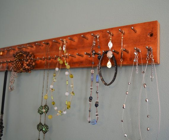 upcycled piano parts  Jewelry Purse Organizer upcycled piano antique by inorder2organize, $45.00
