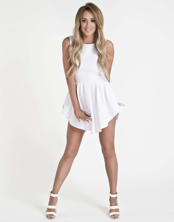 Nostalgia by Charlotte Crosby Frill Detail Dress - A unique streetstyle store stocking own labels Hearts & Bows + CLOAK plus Fred Perry, Carhartt, ASA, Motel and more