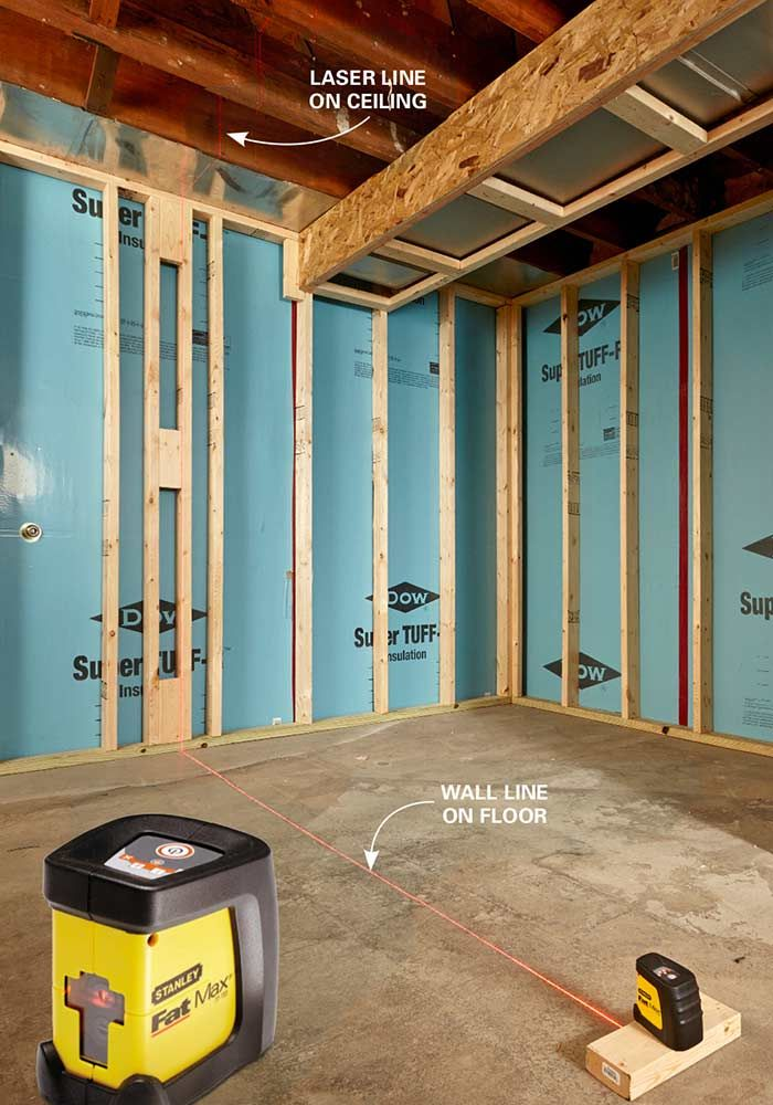 framing basement walls on pinterest basement finishing basement