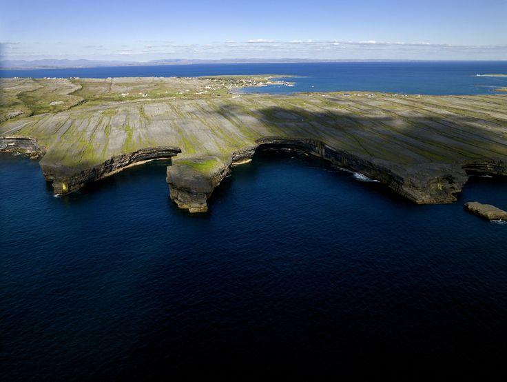 Iles d'Aran, Irlande
