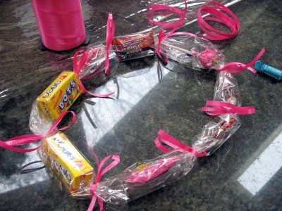 I will be doing this for Valentines Day This year.  It was a big hit when I did it for Daisy's K4 class