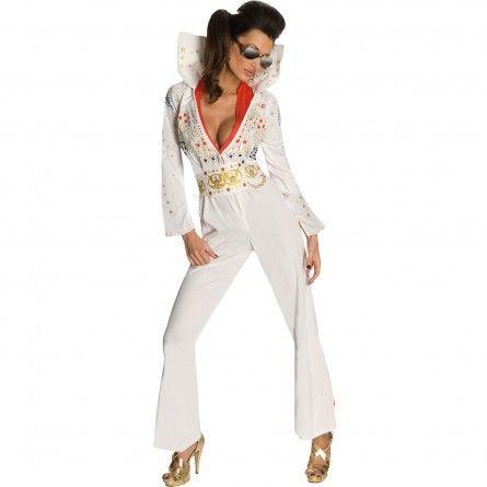 Womens Elvis Costume