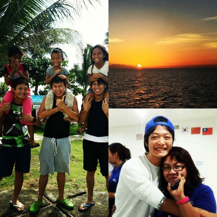 #cebu #studyabroad  #2016 #appreciate I arrived at Narita airport. I have stayed in Cebu for four months. I have been to many ilands.For example Camotes iland Bantayan iland Bohol iland and Leyte iland.Every thing was my precious memory. Actually four months are a little bit longbut I felt short because I could concentrate to study English. The last day I lost my cellularphone in Manila.haha HoweverI didn't lose my friends and English skills. Thankyou all my friends and all my teachers.I…