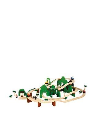 38% OFF PlanToys Road & Rail Adventure Play Set