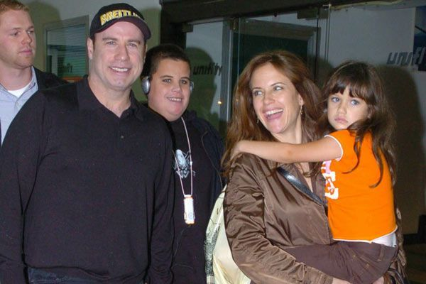 Less than six months after the tragic death of their son Jett, John Travolta and wife Kelly Preston are reportedly thinking of adopting a young boy.