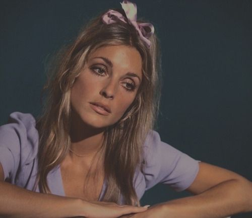 "supermodelgif: ""Sharon Tate """