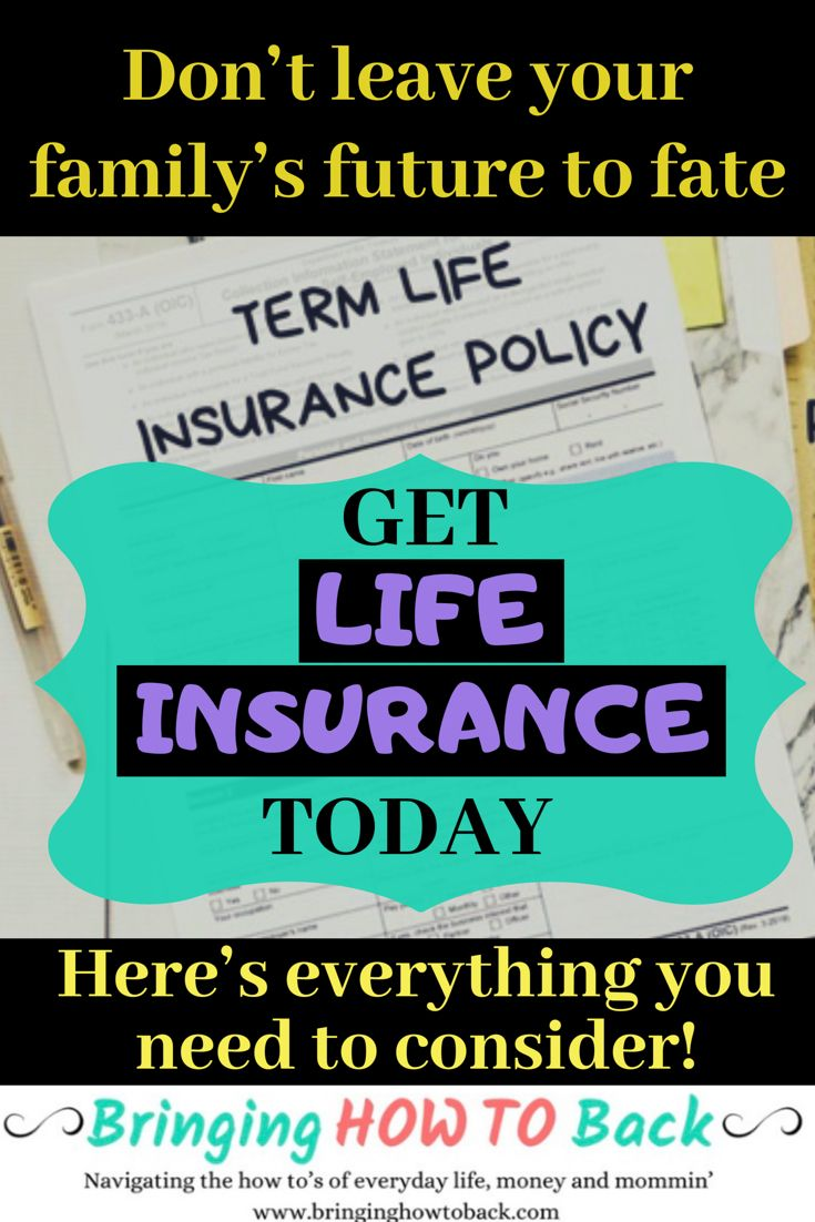 How To Secure Your Family S Future With Life Insurance Buy