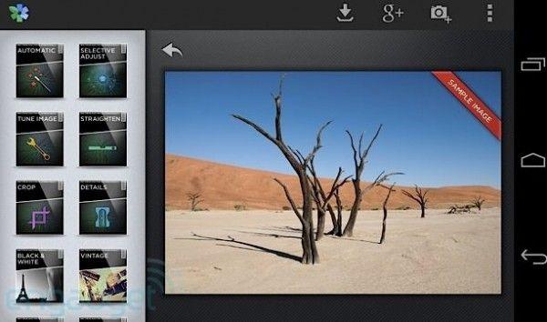 #Snapseed, el fantástico editor de #fotos que compró #Google, ahora en #Android y #gratis en todas las plataformas