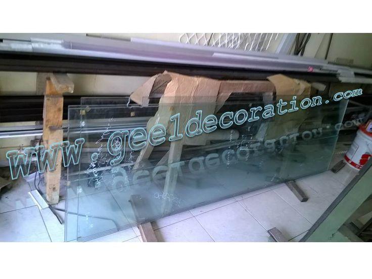 @kacakonstruksi #kacatempered #kacalaminated #partisi #pintu #cubicale #railing #kanopi #harga #jual #pasang