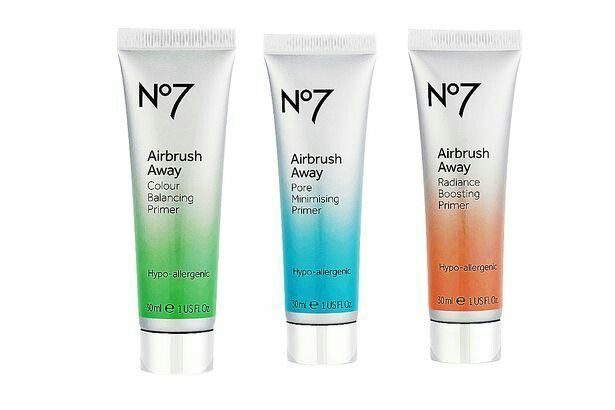 These are good primers too. Each one does different things