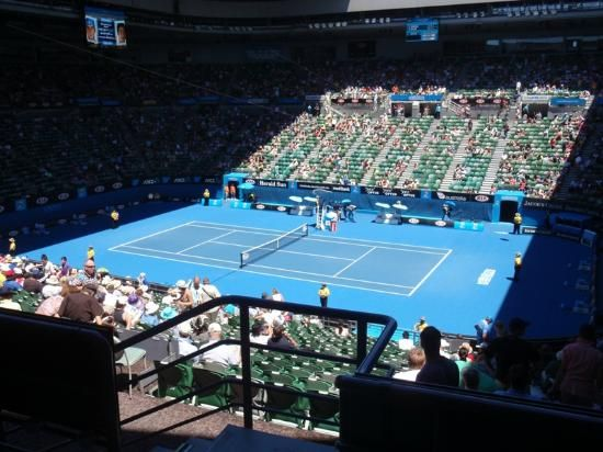 Photo of Rod Laver Arena