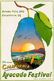 AVOCADO FESTIVAL THIS WEEKEND IN CARPENTERIA Enjoy the Music and Foods of the Avocado #realestate #santabarbara