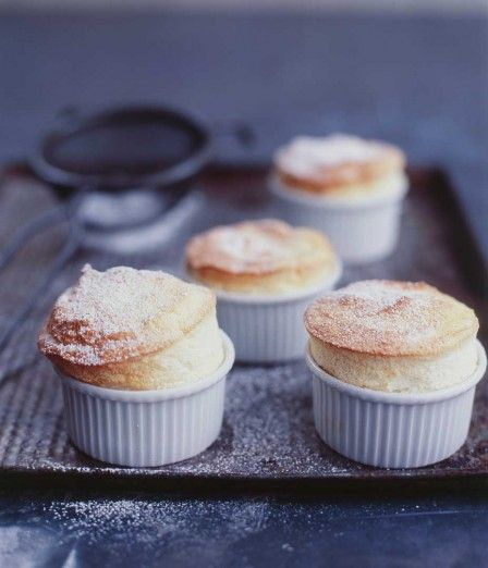 Fundamentally easy: rise to the occasion with this brilliantly simple soufflé. Photography by Lars Autzen & Jonathan Gregson