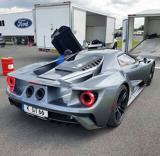270 Best Ford GT & GT40 Images On Pinterest