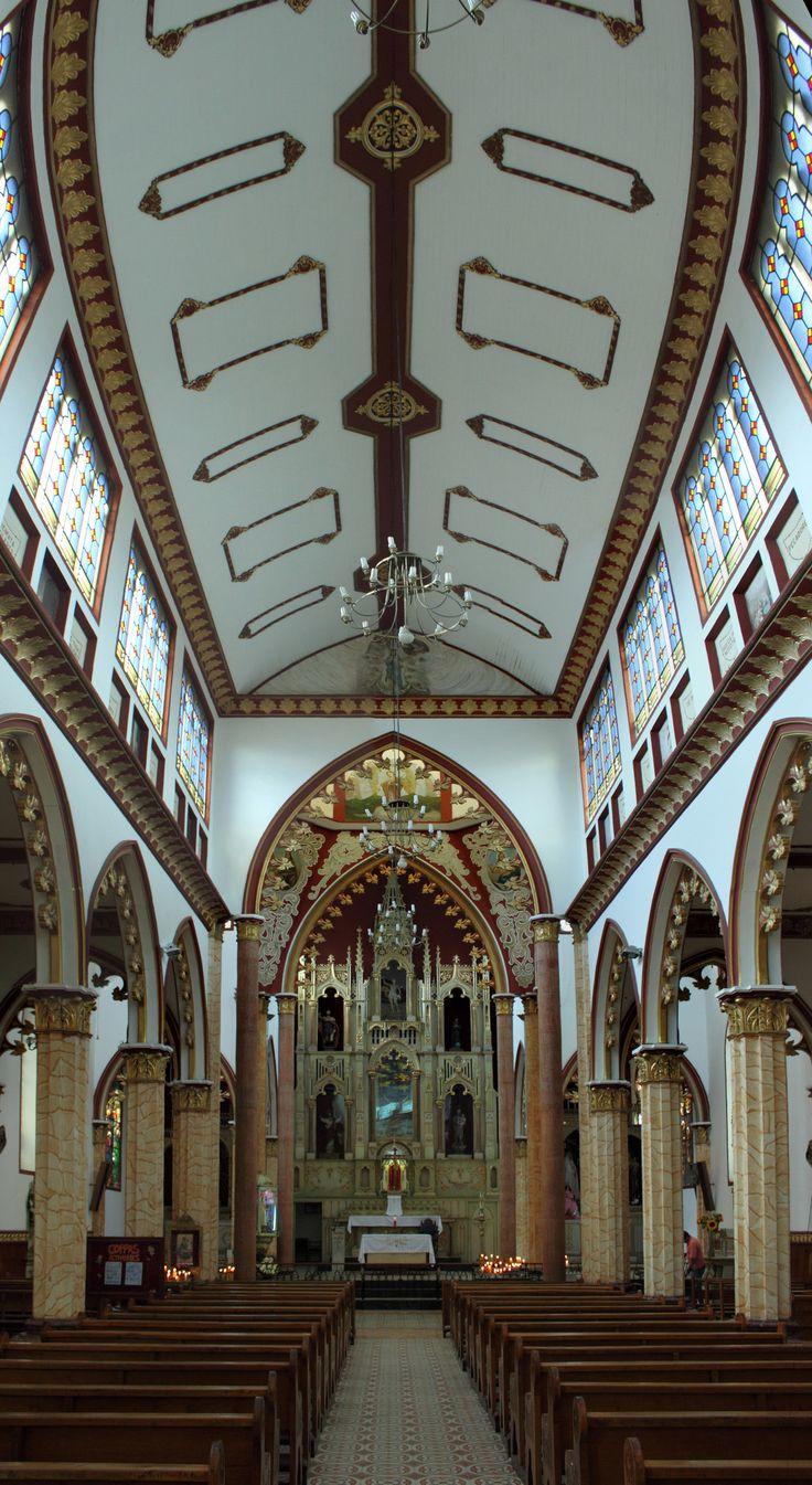 https://flic.kr/p/xj6P7x | Iglesia La Panaderia (interior) - Pasto