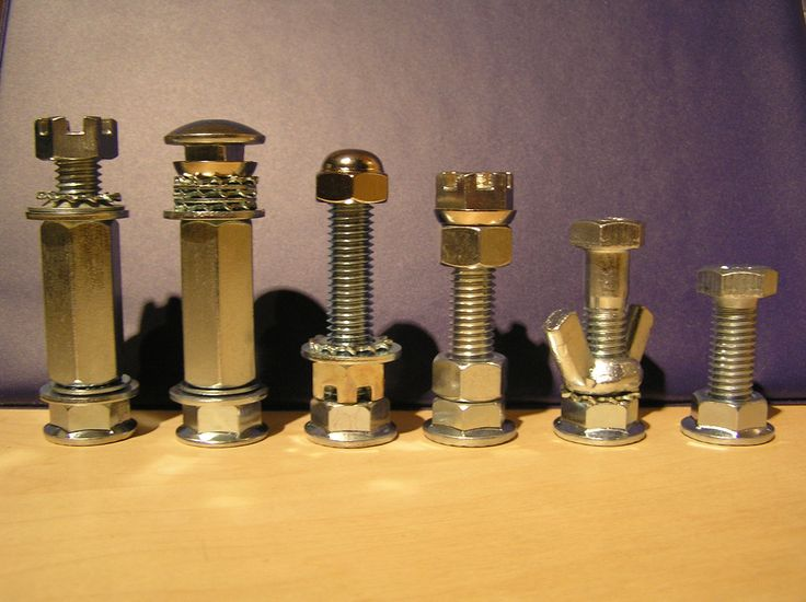 Tool Piece Chess Pieces